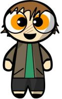 Remus PotterPuff by Cookiepaw by Remus-Lupin-Fanclub