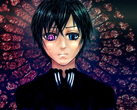 Ciel's mourning. by MeaCulpa1232