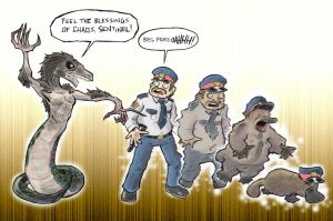 Of Proteans and Platypi by Mr-DNA
