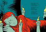 HPL's The Tomb (for beginning readers) - P22-23 by DrFaustusAU
