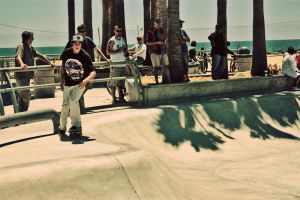 Venice Beach xv by break-my-heart