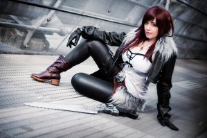 Lady Squall by Horitsu