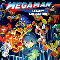 Megaman Legacy Collection by HarryBana