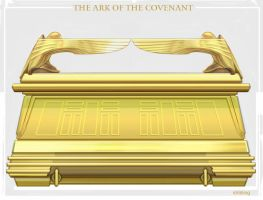 Ark of the Covenant by strib