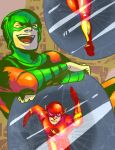 Sam And The Flash by Waterwindow