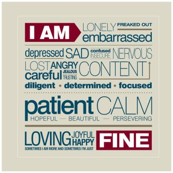 I am... just fine by edhall