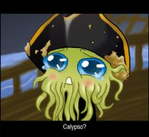 PotC: Calypso? by Muu-cow