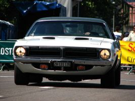 Plymouth Barracuda 1972 by AmericanMuscle