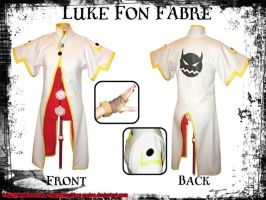 ToA: Luke Cosplay by Stealthos-Aurion