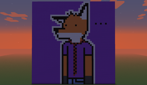 Yet Another Icon (Minecraft Pixel) by 1000VoltFox