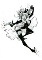 Eve comission by KarlaDiazC