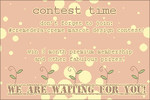 Contest Banner (PLEASE IGNORE) by piijenius