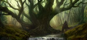The Heart Of The Forest by AlcoholicHamster