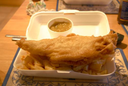 Delish favourites by choppychop on deviantart for Fish and chips sauce