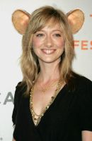 Judy Greer Mousification by macguffin78