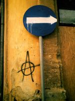 One-way Anarchy by PhoenixSparrow