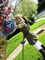 Cosplay Link by Zairal