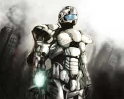 Vanquish Battle Suit by Fusionia