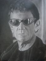 Lou Reed by dreerose