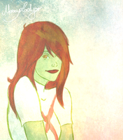 Miss Martian by moonylady