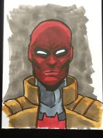 Red Hood by sirandal