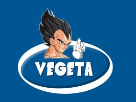 Vegeta by mattcantdraw