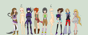 FF Collab- full by TheULTImateAngel