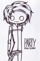 Party Poison by shinigamixandie