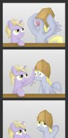 Only you Derpy by 041744