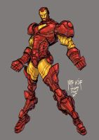 IronMan by Mf-Ajif