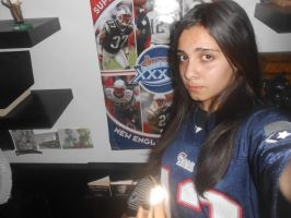 I am a Patriots Fan by bleeding-hysteria