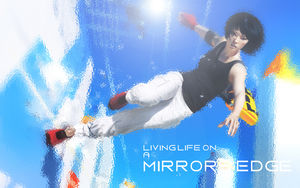 Mirrors Edge Wallpaper by dead-within