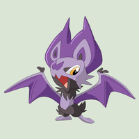 Pokemon Base 179~Noibat 1~ by Xbox-DS-Gameboy