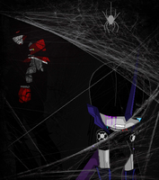 TFP-'he's not coming,and i HATE SPIDERS!' by TFAfangirl14