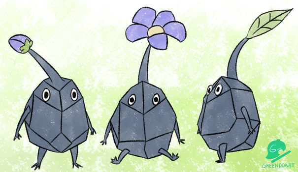 Pikmin by GreenIsTheEnemy1000