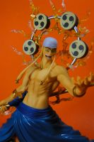 ENEL FIGUARTS ZERO ONE PIECE 6 by JIN17094