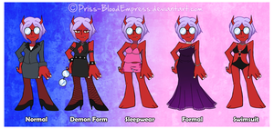 PSG - Glasses Outfits by Priss-BloodEmpress