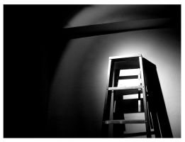 Stairway to darkness by rafaelmesa