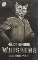 General Whiskers by specter-fangal