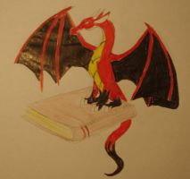 The Dragon's Book by Imva