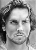 Christian Bale by ALiaS-BG