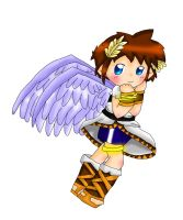Kid Icarus: Pit by purplemagechan