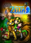 The Legend of Zelda: The Enigmatic Princess by ChristalLovePkmn