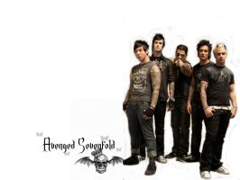 avenged sevenfold by Little-ham