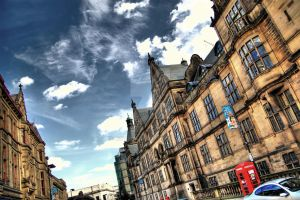 Sheffield Street HDR by nat1874