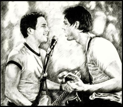 Brian and Mikey III by ZhaoT