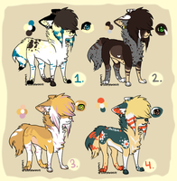 Chibi Scene Adopts.OPEN. by HappyFoxChelsy