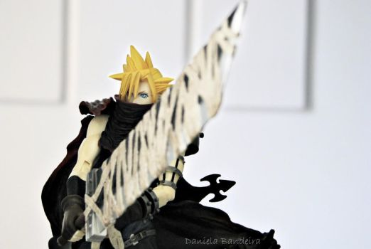 Cloud Strife by daniband