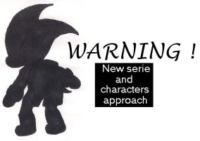 New Serie and Ocs is Aproaching by danielstudios
