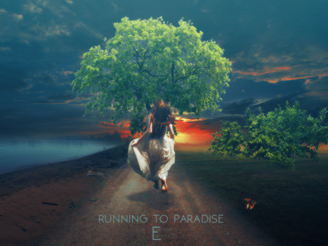 Running to Paradise by ecnemsia
